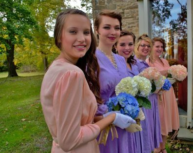 Evan Cardona - Wedding Sample - Bridal Party - Country Wedding